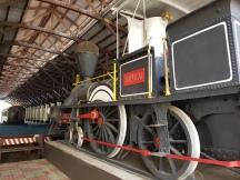 Primera locomotora de sudamerica: Asuncion - Encarnacion